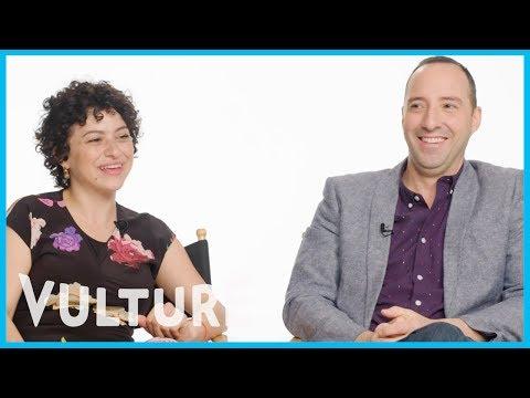 Tony Hale and Alia Shawkat on Arrested Development's Comedy Legacy