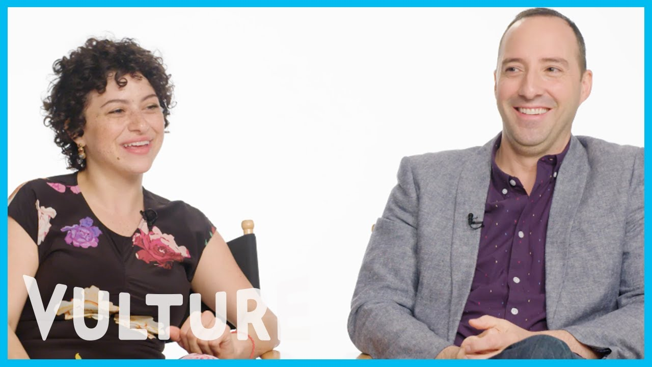 Tony Hale and Alia Shawkat on Arrested Development's Comedy ...