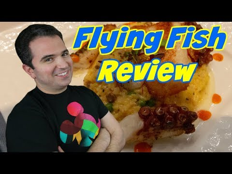 Flying Fish Review | Boardwalk Inn Resort | Walt Disney World