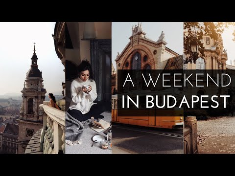 48 Hours in Budapest, Hungary: Travel Guide + Best Things to See