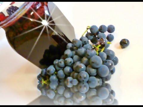 Как варить варенье из винограда изабелла