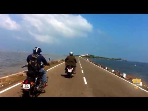 Dhanushkodi Trip