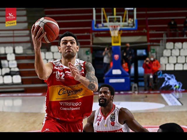 [Fullmatch] Openjobmetis Varese - Carpegna Prosciutto Basket Pesaro: 81-68