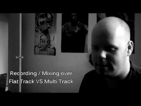 FL STUDIO - Tips 'n Tricks - Flat Track vs Multi-track