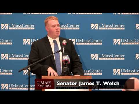 Opening of UMass Center at Springfield