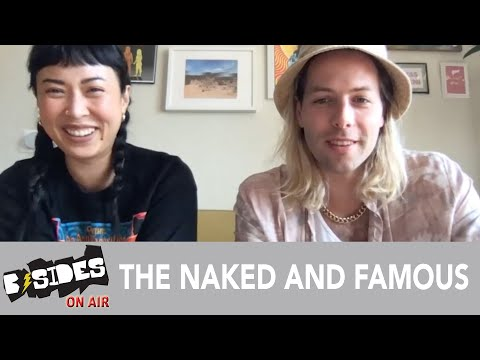 """The Naked and Famous Talk 'Recover' - """"There's a directness with the newer music"""""""