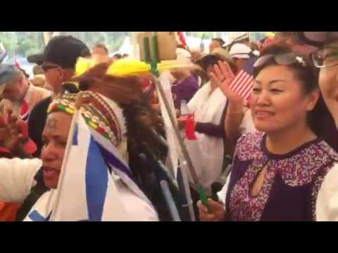 jerusalem march natives join from nations youtube