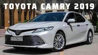 Trên tay Toyota Camry 2.5Q 2019