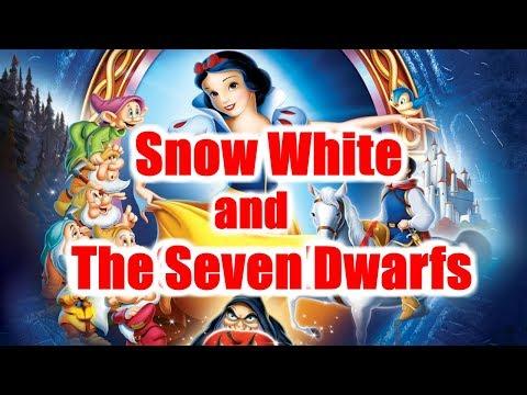 Bạch Tuyết và bảy chú lùn - Học tiếng Anh qua truyện