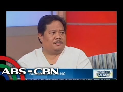 ANC MorningsANC Gerry Alanguilan Jr Aka Manong 2