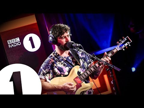 Foals - Late Night Feelings in the Live Lounge