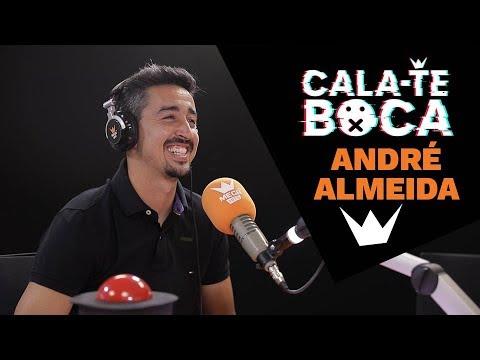 Mega Hits - Snooze | Cala-te Boca Com André Almeida