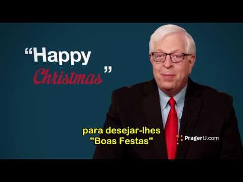Guerra Ao Natal | Dennis Prager [Legendado PT-BR]