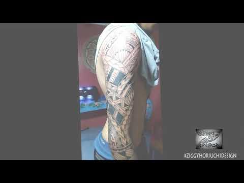 Marshall Islands Tattoo