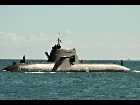 Type 212 is the world's most advanced diesel-electric submarine