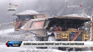 Video Pemerintah Punya Tenggat 60 Hari Bayar Saham Freeport download MP3, 3GP, MP4, WEBM, AVI, FLV September 2018