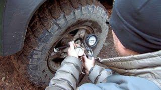 Trail Chat - Off-Road Driving Tire Presure