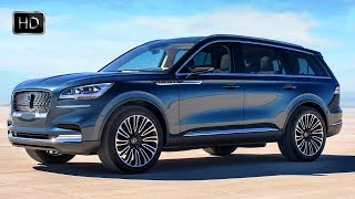 2019 Lincoln Aviator Twin-Turbo V6 Plug-In Hybrid Luxury Midsize SUV HD