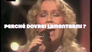 The Winner Takes It All - Traduzione in Italiano