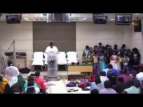 Bethel AG Tamil Church Doha - Friday Service
