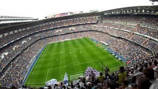 FANS RMCF - Shalalala la la ooo Real Madrid - NUEVA CANCIÓN.