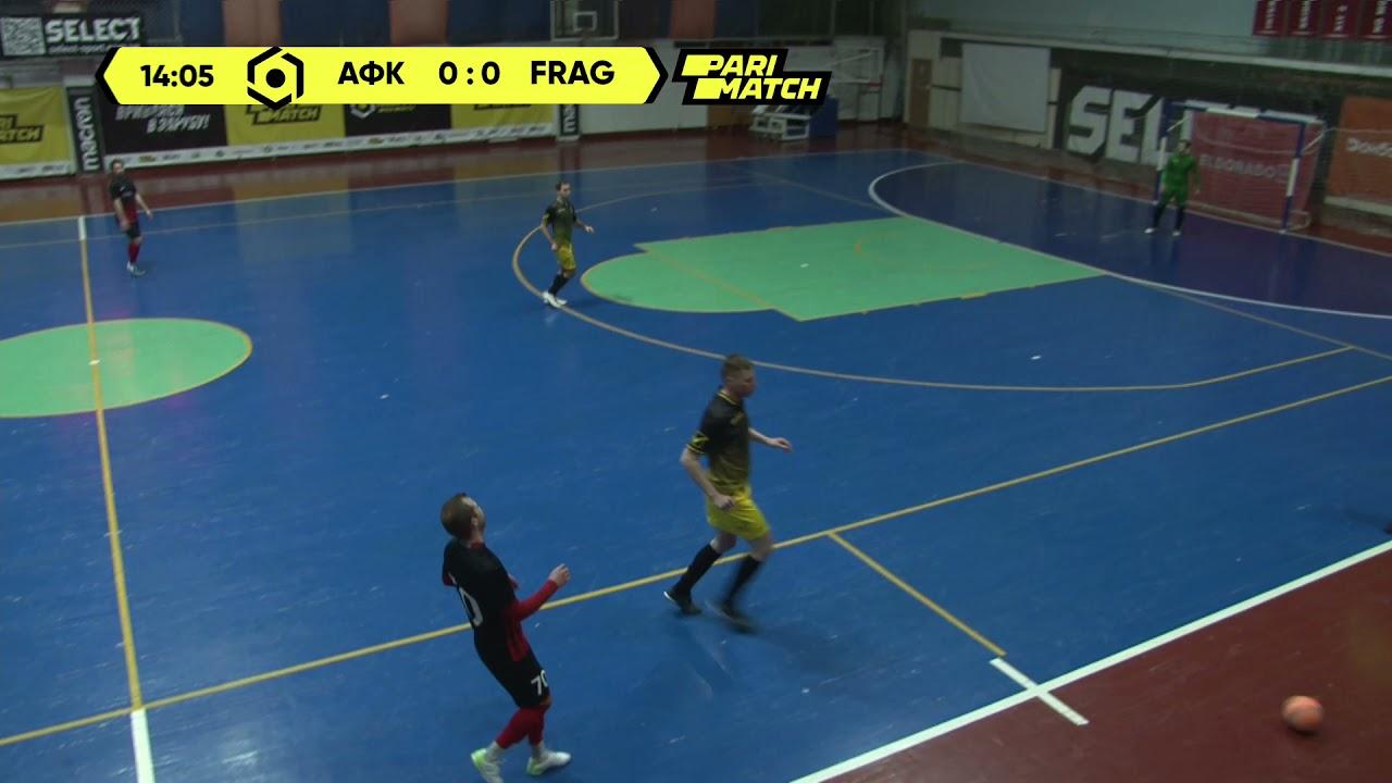 Матч повністю | АФК Енергія 1 : 0 Frag Lab
