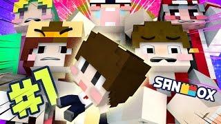 레알 꿀잼 변신모드 ㅋㅋ [마인크래프트: 변신모드 '모욕감 특집' #1편] Minecraft [도티]