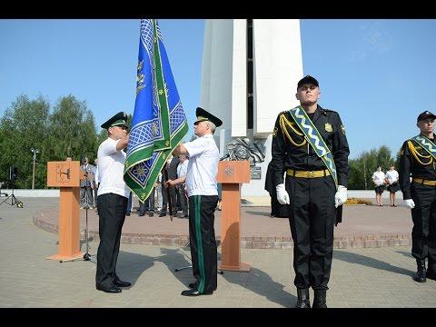 Церемония вручения знамени Управлению ФССП России по Кировской области