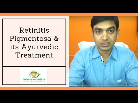 All the cures for Retinitis Pigmentosa – NoisyVision