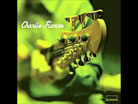 Charlie Hunter - Creole - drumless loop for drum practice.wmv