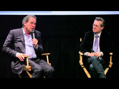 Oliver Stone Q&A for UNTOLD HISTORY OF THE UNITED STATES at DOC NYC 2013