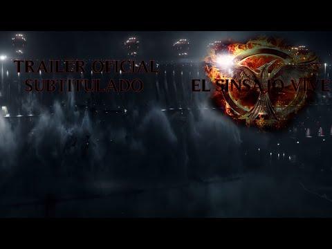 Los Juegos Del Hambre: Sinsajo Parte 1 - Trailer Oficial