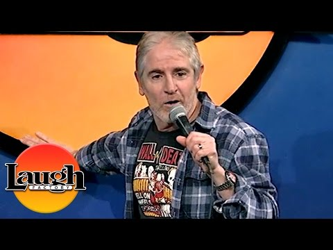 Carlos Alazraqui - Taco Bell Dog Voice (Stand Up Comedy)