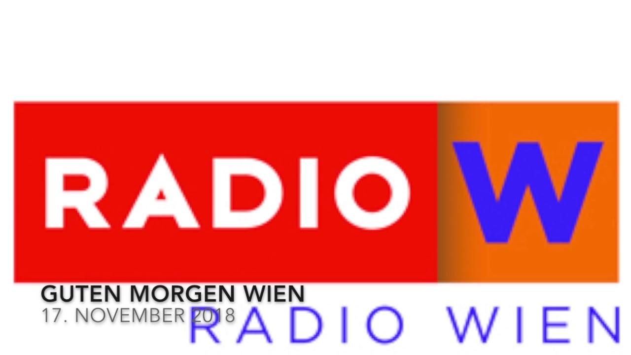 17112018 Radio Wien Guten Morgen Wien Buchtipp Lesereise Wien