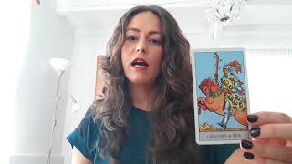Tarot , Horoscop Berbec Septembrie 2018