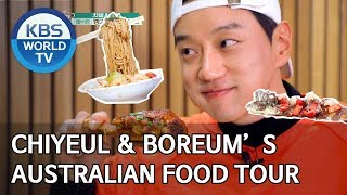 Chiyeul and Boreum's Australian food tour [Editor's Picks / Battle Trip]