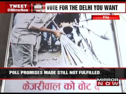MCD Polls: East Delhi citizens face garbage problems  - The News