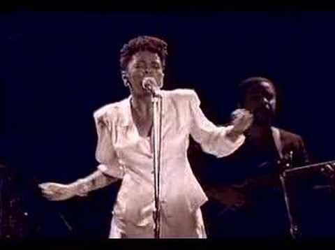 Anita Baker (Sweet Love) live