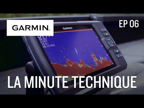 Garmin Marine Webinars : Striker Plus et fonction Quickdraw Contour