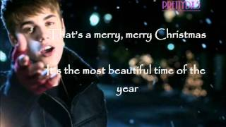 Justin Bieber - Mistletoe (Lyrics On Screen)