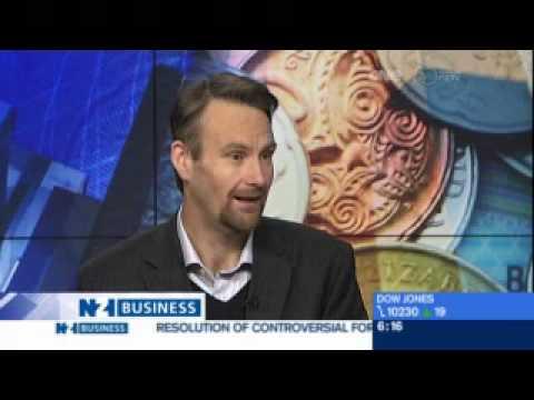 Bernard Hickey talks about covered bonds