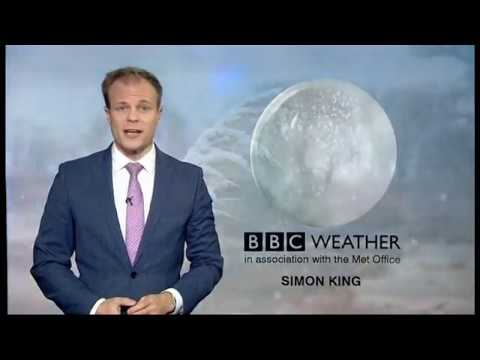 Final BBC Met Office Weather Forecast