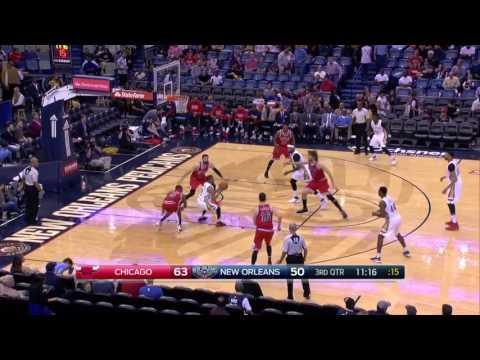 Chicago Bulls vs New Orleans Pelicans || FULL HIGHLIGHTS || Apr 02, 2017 || NBA