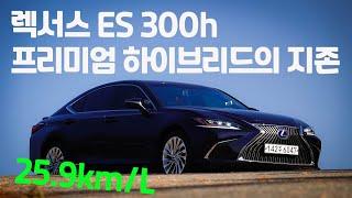 [시승기] 렉서스 ES 300h, 운전은 재미 있고 연…