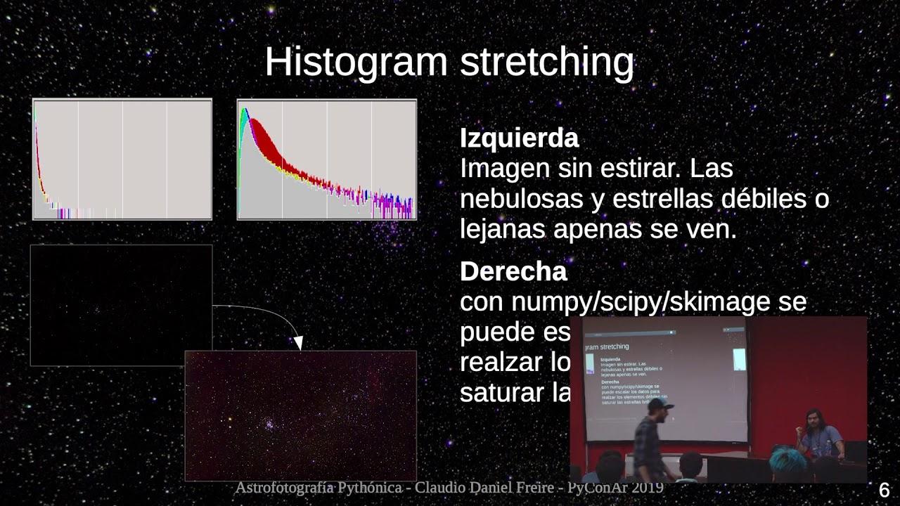 Image from Astrofotografía pythónica con scikit-image y rawpy, por Claudio Freire