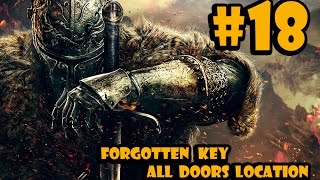 Dark Souls 2 DEX Walkthrough #18 Forgotten Key -  All Doors