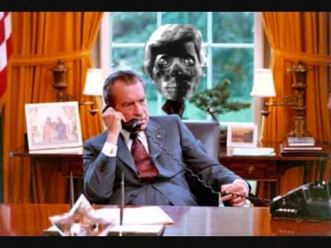 Monsters in the oval office