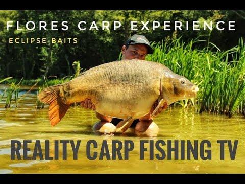 Carp Fishing In France - Flores Carp Experience 2019 - Reality Carp Fishing TV