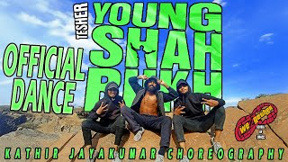 Young Shahrukh - Official Dance Video | Tesher | Latest Viral Song