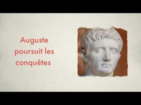 6ème - Rome : Conquête, paix romaine et romanisation